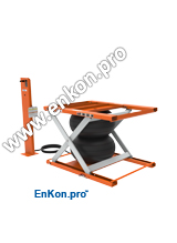 als01_03_enkon_a_series_air_scissor_lift_table_pedestal_control