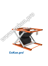 als01_05_enkon_a_series_air_scissor_lift_and_rotate_table