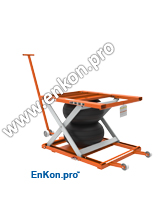 als01_11_enkon_a_series_air_scissor_lift_table_dolly_handle