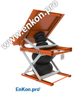als01_15_enkon_a_series_air_scissor_lift_and_tilt_table