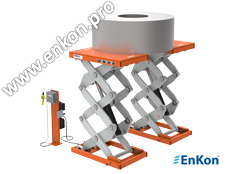lsh13_01_enkon_hydraulic_scissor_lift_table_steel_coil
