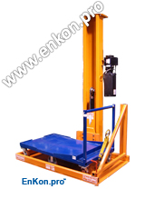 v0690_01_enkon_hydraulic_post_lift_system_pls