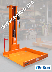 v1042_01_enkon_floor_level_post_lift_system
